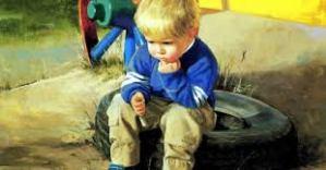 copil ganditor