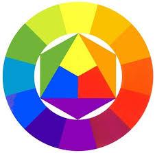cerc colorat